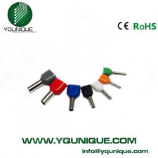 "1//4/"" shrouded receptacle x 2.5mm2   CCB112 Crimp Terminal  6.3mm"
