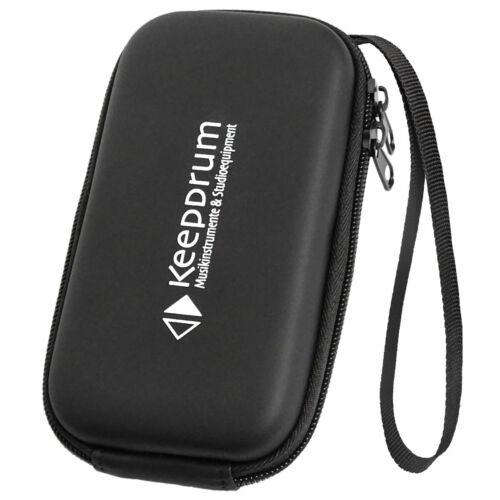 keepdrum Soft-Case Trage-Tasche für Audio-Rekorder oder Zubehör
