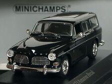 Minichamps Volvo 121 Amazon Break, schwarz - 430 171016