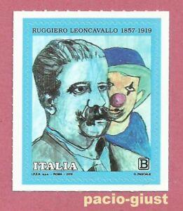 Italia-2019-RUGGIERO-LEONCAVALLO-Francobollo-singolo