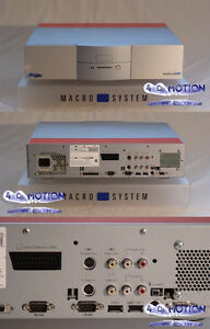 MacroSystem Casablanca KRON - SE9 optional