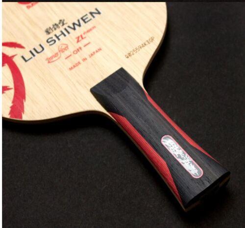 Bat Butterfly Liu ShiWen ZLF FL,ST Blade Table Tennis Ping Pong Racket