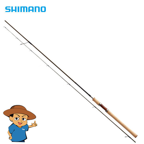 Shimano CARDIFF NX S64L Light 6'4  trout spinning  fishing rod from Japan  official authorization