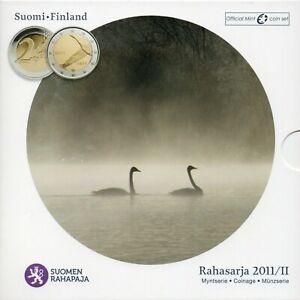SÉRIE EURO BRILLANT UNIVERSEL (BU) - FINLANDE 2011 II