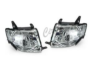 Headlights-Pair-For-Mitsubishi-Pajero-Ns-Nx-2006-2015