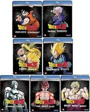 Dragon Ball Z Dragonball Movies 1-15 Complete Collection Blu-ray FAST SHIPPING!!
