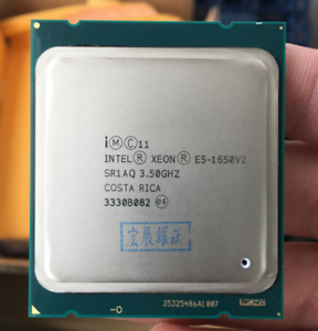 Intel Xeon E5-1650 v2 SR1AQ 3.5GHz Six-Core LGA2011 CPU Processor