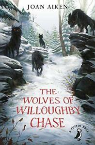 The-Wolves-of-Willoughby-Chase-A-Puffin-Book-by-Aiken-Joan-Paperback-book