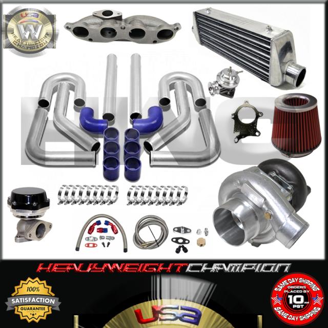 Turbo Kit T3/T4 06-11 CIVic Si K20Z3 FG2 Accord TSX CRV