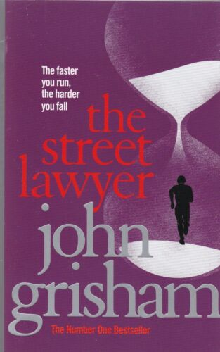 1 of 1 - The Street Lawyer by John Grisham - New Paperback Book