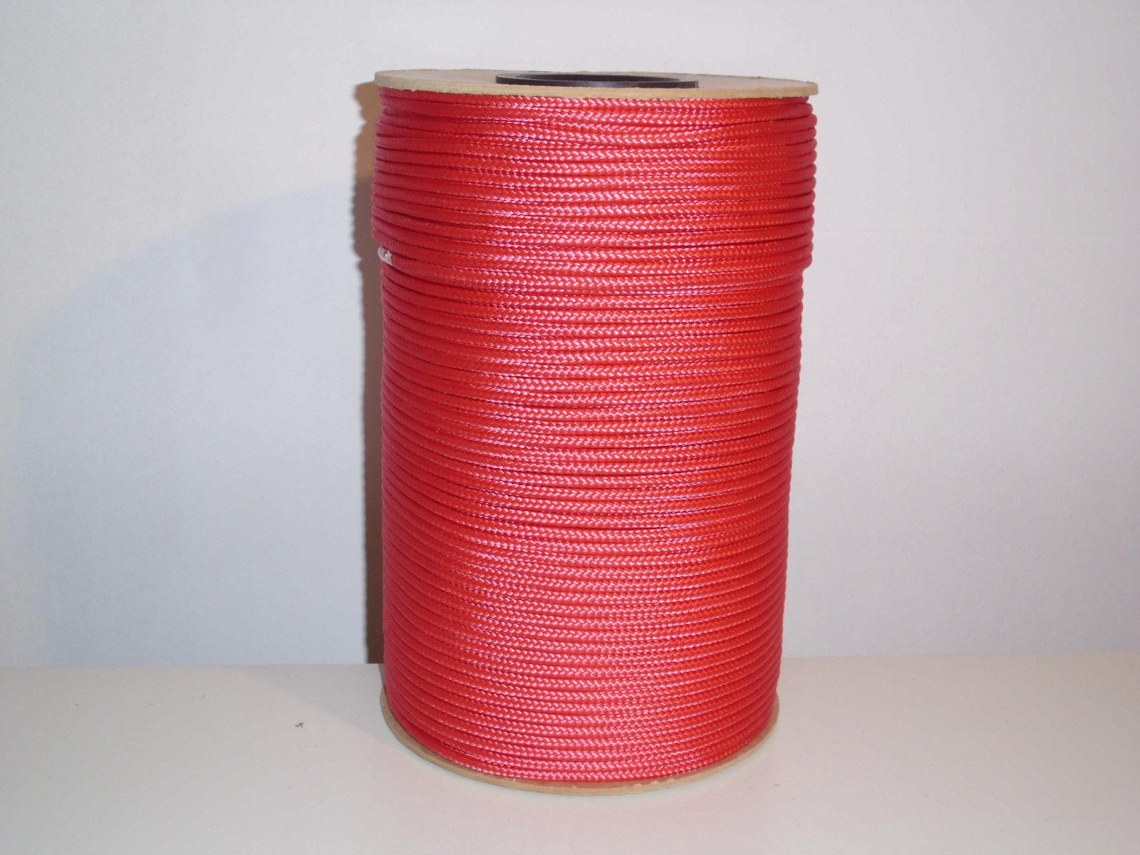 8mm 0,50- /m Paracord Polypropylen Seil Schnur Kunststoff Leine Reepschnur Paracord /m a1756f