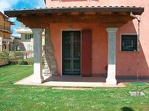 Vordach Beton säule h 274 cm betonsäule steinsäule vordach carport säule eckig ebay