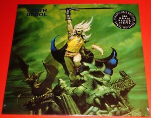 Cirith-Ungol-Frost-And-Fire-Collector-039-s-Edition-LP-180G-Vinyl-Record-2015-NEW