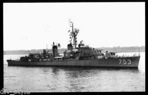 USS-John-R-Pierce-DD-753-postcard-US-Navy-Destroyer
