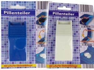 Tabletten-Schneider-Pillenzerteiler-Tablettenteiler-ca-8-5x3x2-cm-blau-weiss