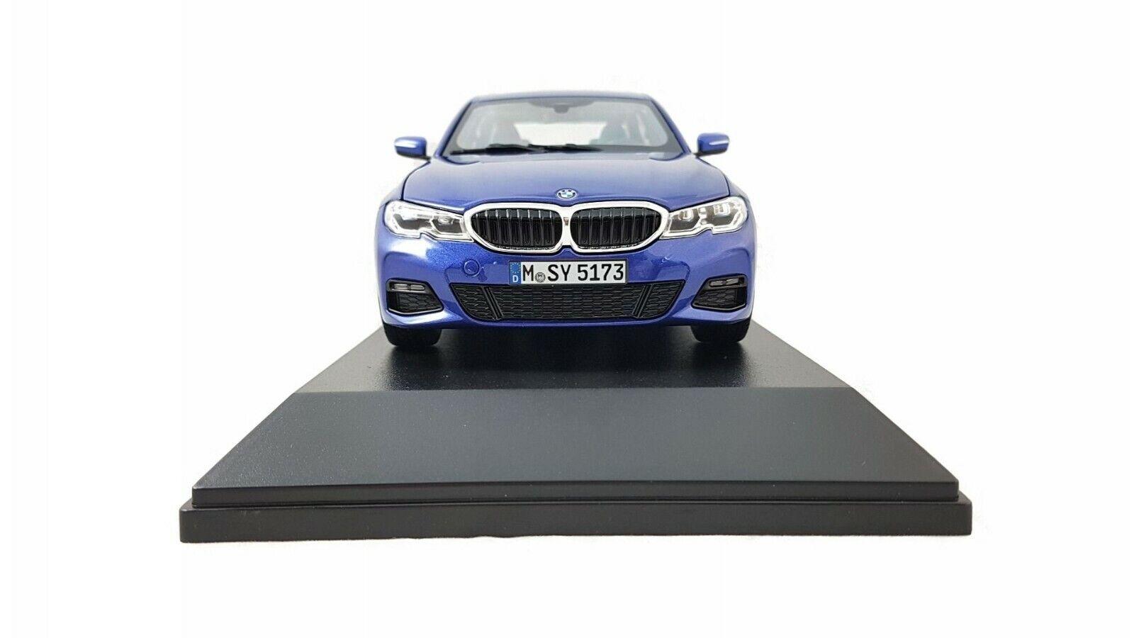 Original Miniatur 1 18 BMW 3er Limousine Kollektion 2019 2021