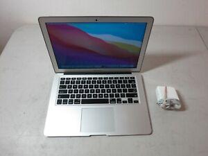 "Apple A1466 MacBook Air 13"" Early 2015 i5  4GB RAM 251GB SSD Big Sur Laptop"