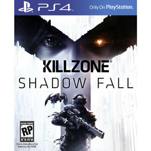 NEW Killzone Shadow Fall Playstation 4 Game PS4 Sony Playstation4