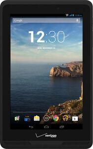 Verizon Wireless QMV7A Ellipsis 7 inch HD 4G LTE Android WiFi Tablet