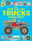 Build Your Own Trucks Sticker Book by Simon Tudhope (Paperback, 2013)