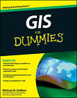 GIS For Dummies by Michael N. DeMers (Paperback, 2009)