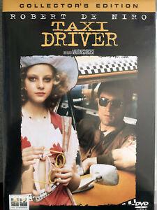 DVD-TAXI-DRIVER-MARTIN-SCORSESE-ROBERT-DE-NIRO-Collerctor-039-s-Edition-ITA