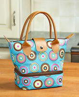 Insulated Lunch Tote -