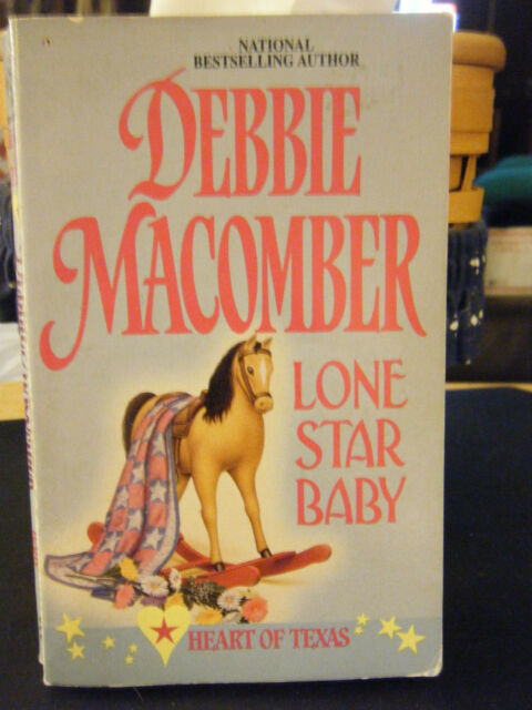 Harlequin: Lone Star Baby by Debbie Macomber (1998 ...