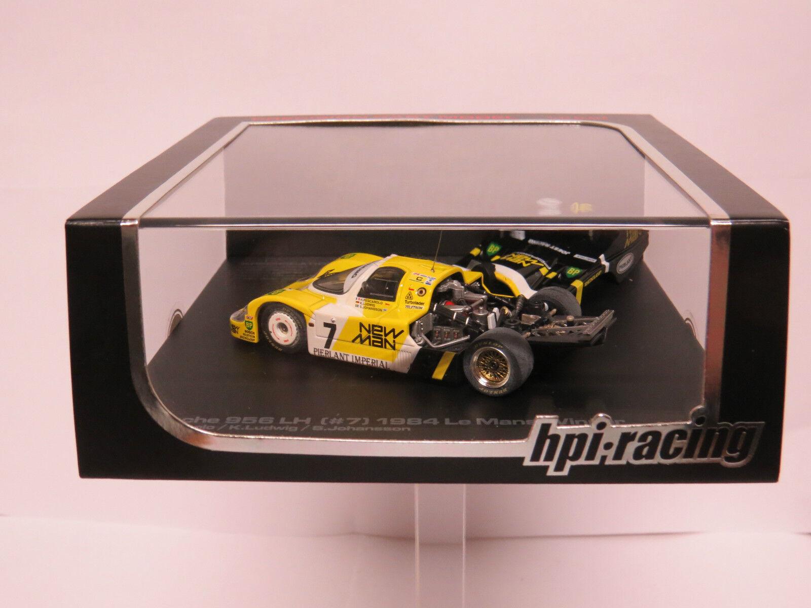 deportes calientes Hpi 939 Porsche 956 956 956 LH  7 Le Mans Winner 1984 1 43  artículos de promoción