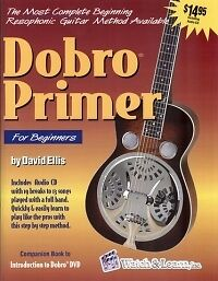 Musical Instruments & Gear Instruction Books, Cds & Video Ingenious Dobro Primer For Beginners Ellis Book & Cd Cheapest Price From Our Site