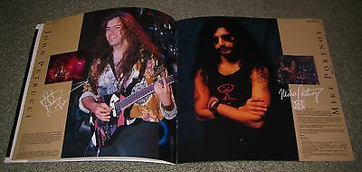 Dream Theater JAPAN tour book - 1993 Images - John Petrucci - others listed too!