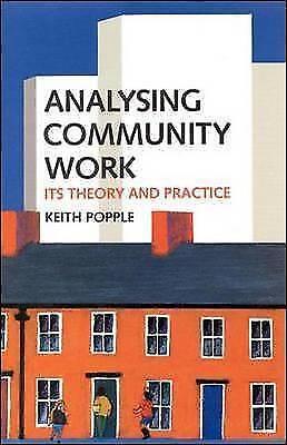 1 of 1 - Analysing Community Work-ExLibrary