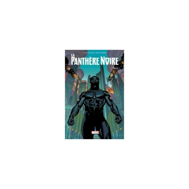 LA PANTHERE NOIRE ALL-NEW ALL-DIFFERENT T01--PANINI--