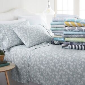 Home-Collection-Premium-Soft-4-Piece-Sheet-Set-18-Designer-All-Season-Patterns