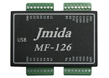USB DATA ACQUISITION 14AI 4AO 10DIO PWM CNT and Free Software &Driver