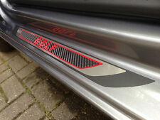 Folien Einstiegsleisten Carbon Polo Golf 4 5 6 7 IV V VI VII  Universal