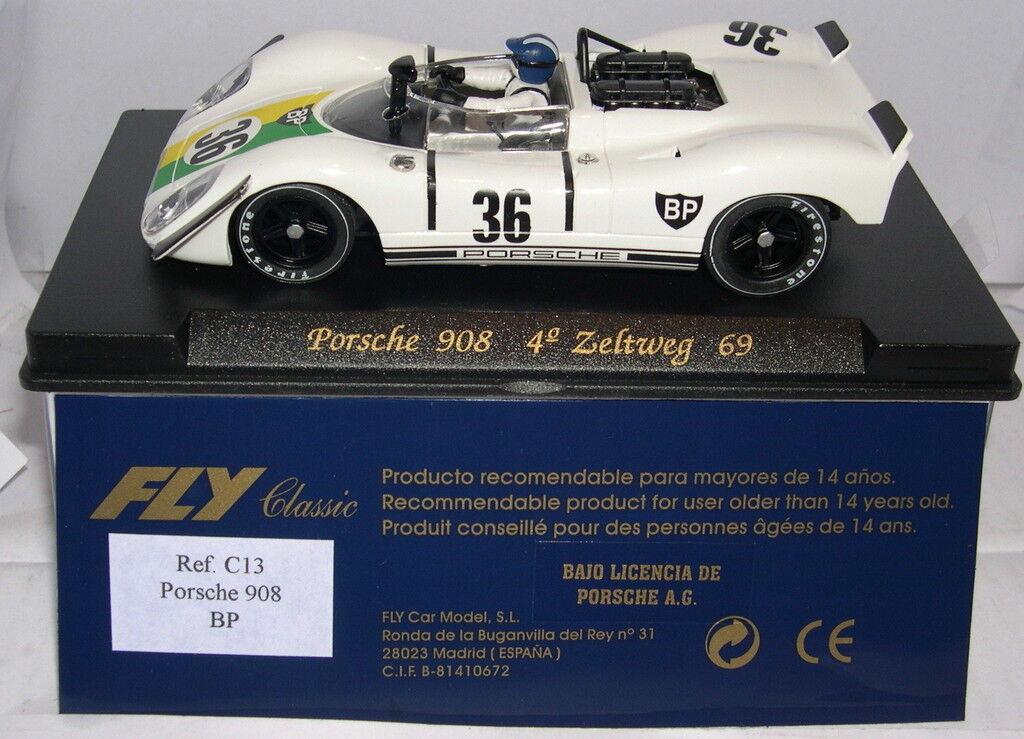 FLY C13 PORSCHE 908 BP 4ºZELTWEG 1969 MB