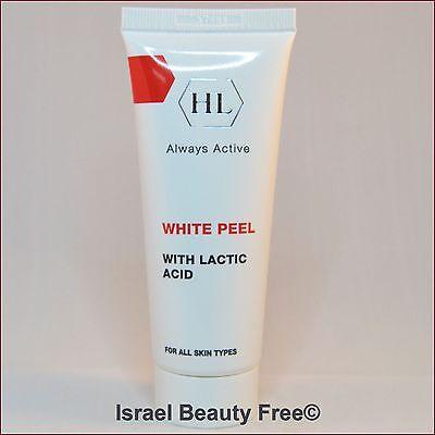Holy Land White Peel With Lactic Acid / New Lactolan Peeling Cream 70 ml