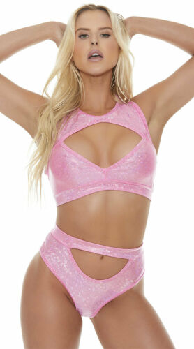 One Size Fits Most Womens B/'dazzled Beauty Two Piece Set