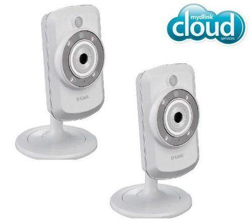 D-Link mydlink DCS-942L Enhanced Wi-Fi N Day//Night Cloud Surveillanc Camera EU