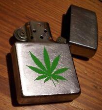 2x Aufkleber Sticker Hanf Blatt Pot Leaf THC Hasch #0222