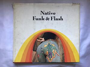 NATIVE-FUNK-amp-FLASH-AN-EMERGING-FOLK-ART-Alexandra-Jacopetti-Hardcover-VINTAGE