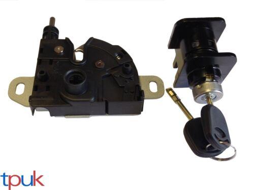 TRANSIT MK6 Cofano Blocco Latch e di LOCK SET COMPLETO 2 CHIAVI 2000-2006 Nuovo di Zecca