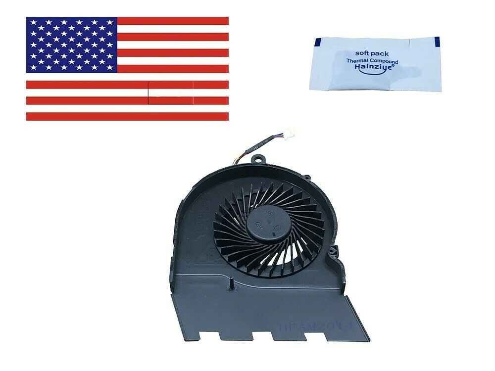 New For Dell inspiron 15G 5565 5567 15-5565 15-5567 Laptop Cpu Cooling Fan