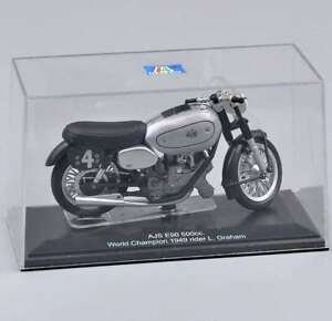 1-22-ITALERI-AJS-E90-500-cc-Motorbike-Diecast-Motorcycle-Model-Collection-Toy