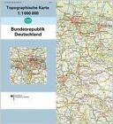 BKG D Normalausgabe von BKG-Bundesamt für Kartographie und Geodäsie (2012, Mappe)
