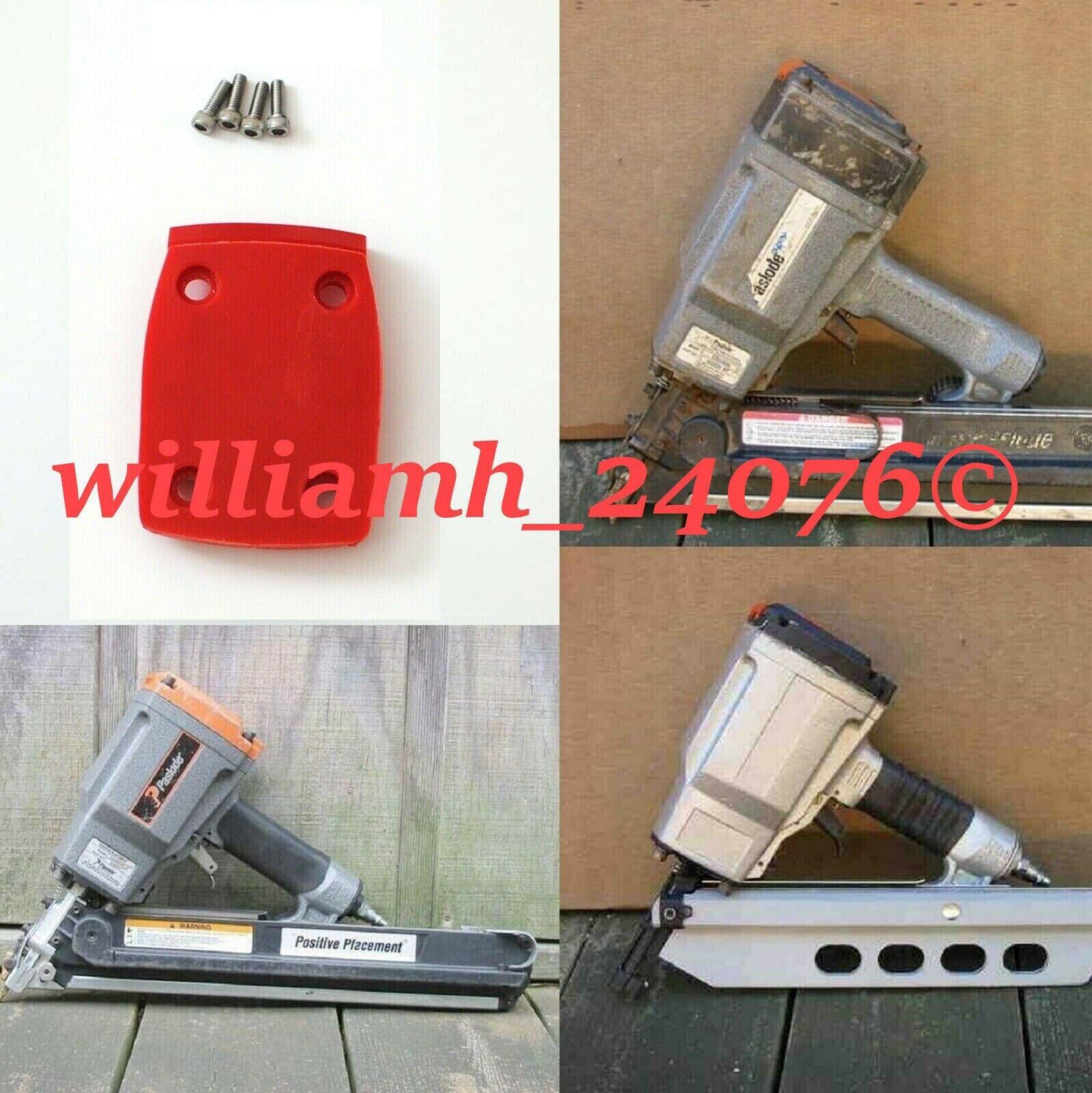 402057 williamh_24076 Paslode Framing Nailer 5350  Air Deflector parts kit 402057 5325 5300