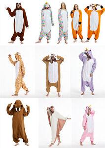 Adult-Animal-Cosplay-Unisex-Costume-Kigurumi-Pyjamas-Sleepwear-Dress