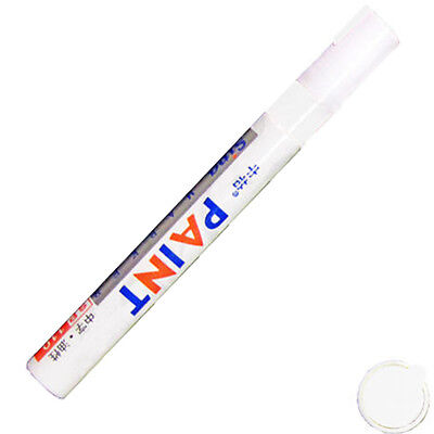 Uni Coloured Paint Marker Oil Based Opaque Pen Stone Metal Glass Wood Plastic