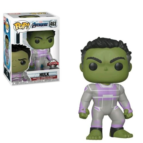-FUN36671 Vinyl Smart Hulk US Exclusive Pop Avengers 4: Endgame RS